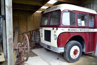 Peninsula Motor Services Bus