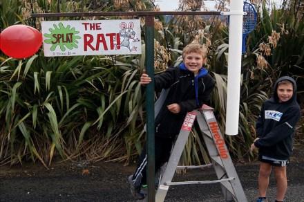 Splat the rat boys