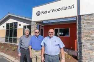 New Port Office