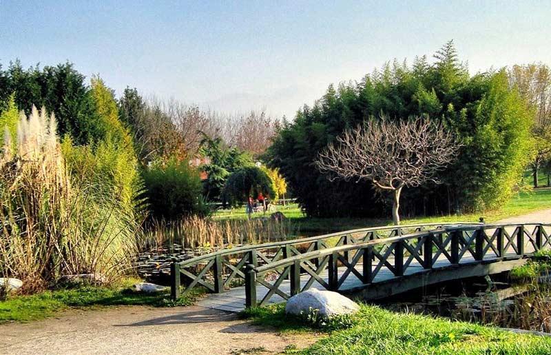 حديقة بكركوي النباتية (Bakırköy Botanik Park)