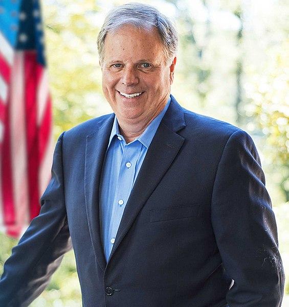 Doug Jones, Alabama's new senator.