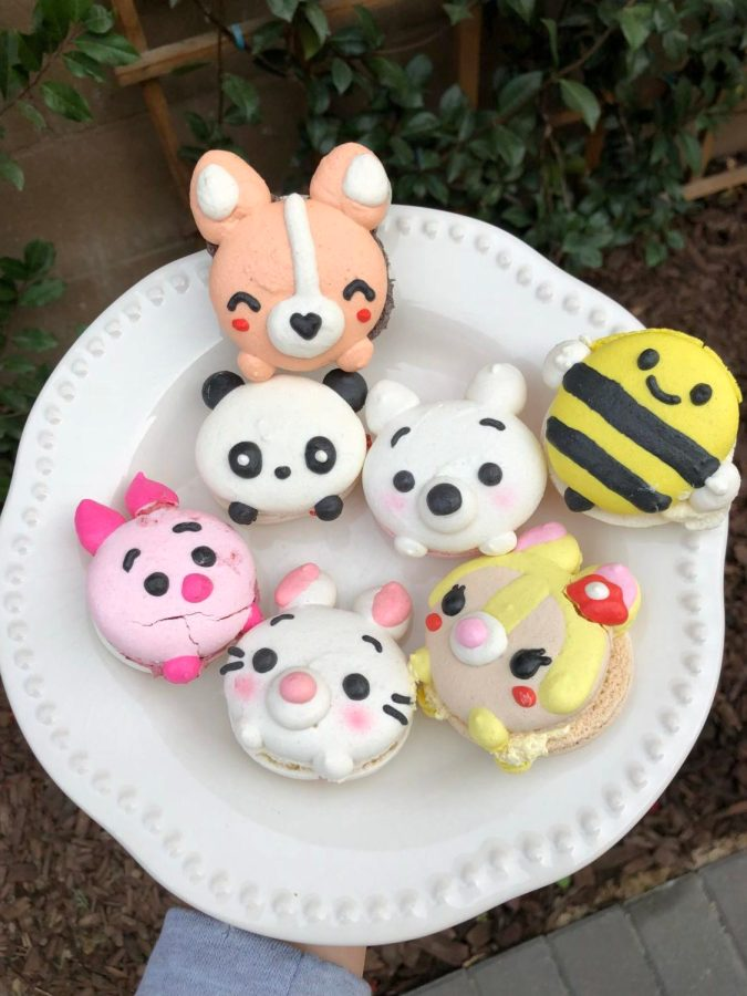 Honey and Butter boast their whimsical creatures throughout the store, only to be enjoyed by their customers.