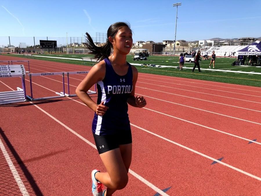 Athlete of the Month: Alyssa Ing