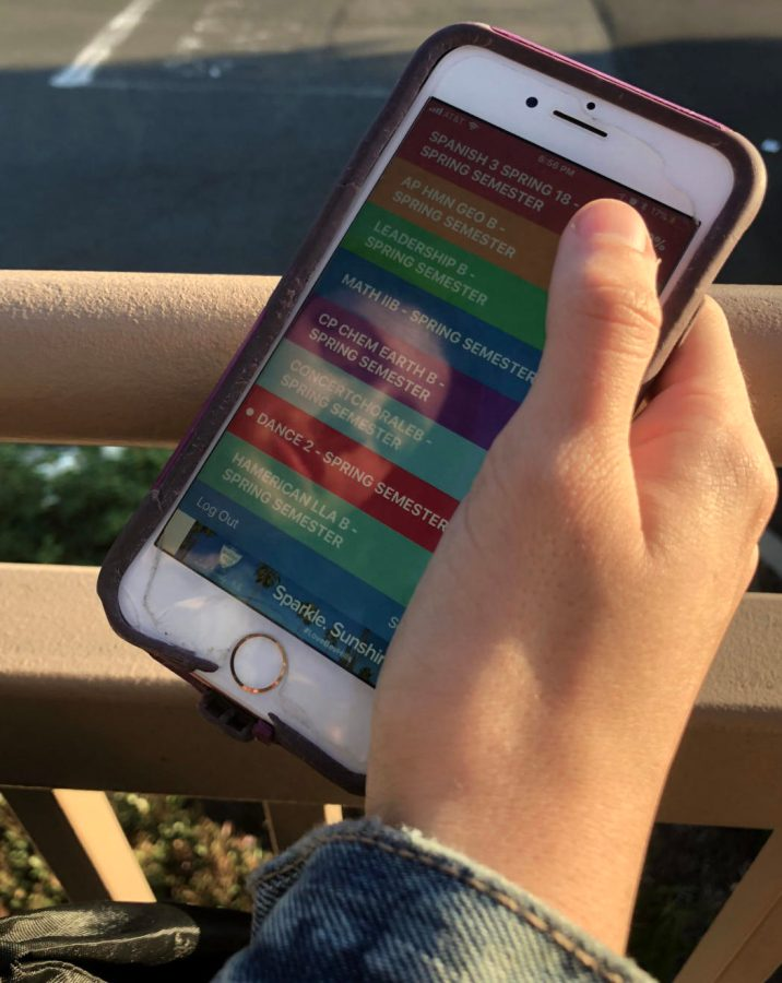 The Grades app was popular among students for its swift and easy-to-use design. Many students that still have the app downloaded may continue using the app instead of switching, although the app will no longer be supported.