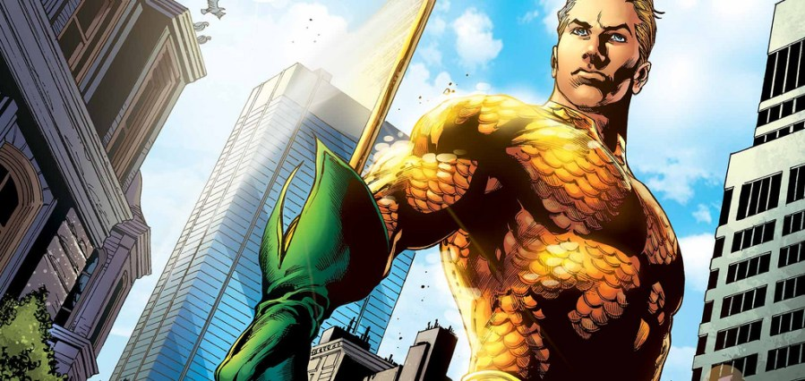 Aquaman+costume+designer+Kym+Barrett+%28The+Matrix+Trilogy%2C+the+Amazing+Spider-man%29+says+the+concepts+for+Aquaman%2C+Black+Manta+and+King+Orm+try+to+stay+true+to+their+respective+designs+in+the+comics.