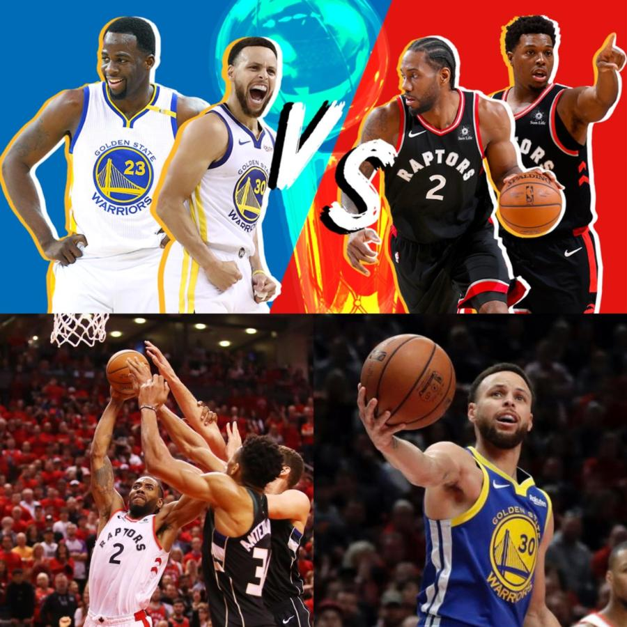 The+Golden+State+Warriors%2C+led+by+Stephen+Curry%2C+and+the+Toronto+Raptors%2C+powered+by+Kawhi+Leonard%2C+are+set+to+clash+in+this+year%27s+NBA+Finals.+Both+teams+have+earned+their+spots+on+the+world%27s+biggest+stage.