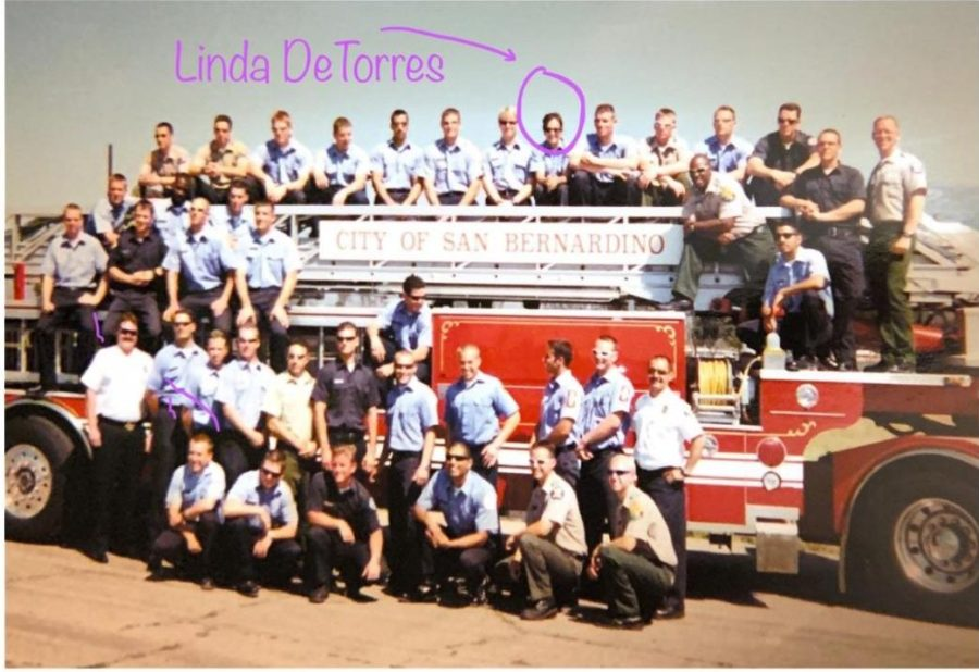 Out of forty other Crafton Hills Fire Academy students, she was the only female. Though some relatives and peers doubted her ability to throw ladders and crawl through fires, she ended being one of the most respected students.