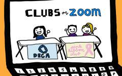 Requiring club meetings to remain virtual even in the event students return to in-person instruction allows IVA students to continue to participate in clubs.