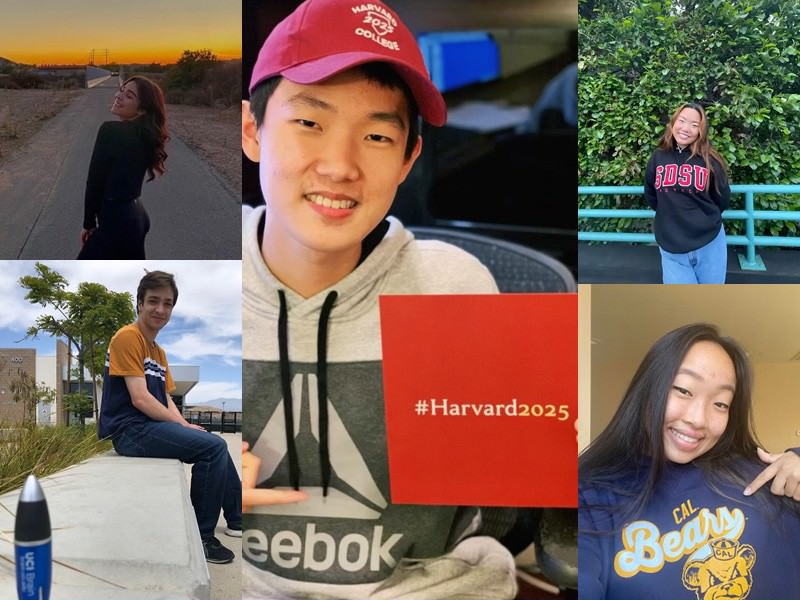 Seniors' passions have led them to a variety of colleges and universities — some across the country and others right at home.