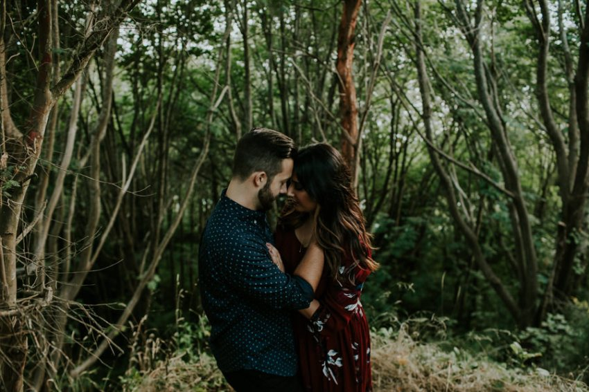 Discovery Park engagement seattle wedding photographer