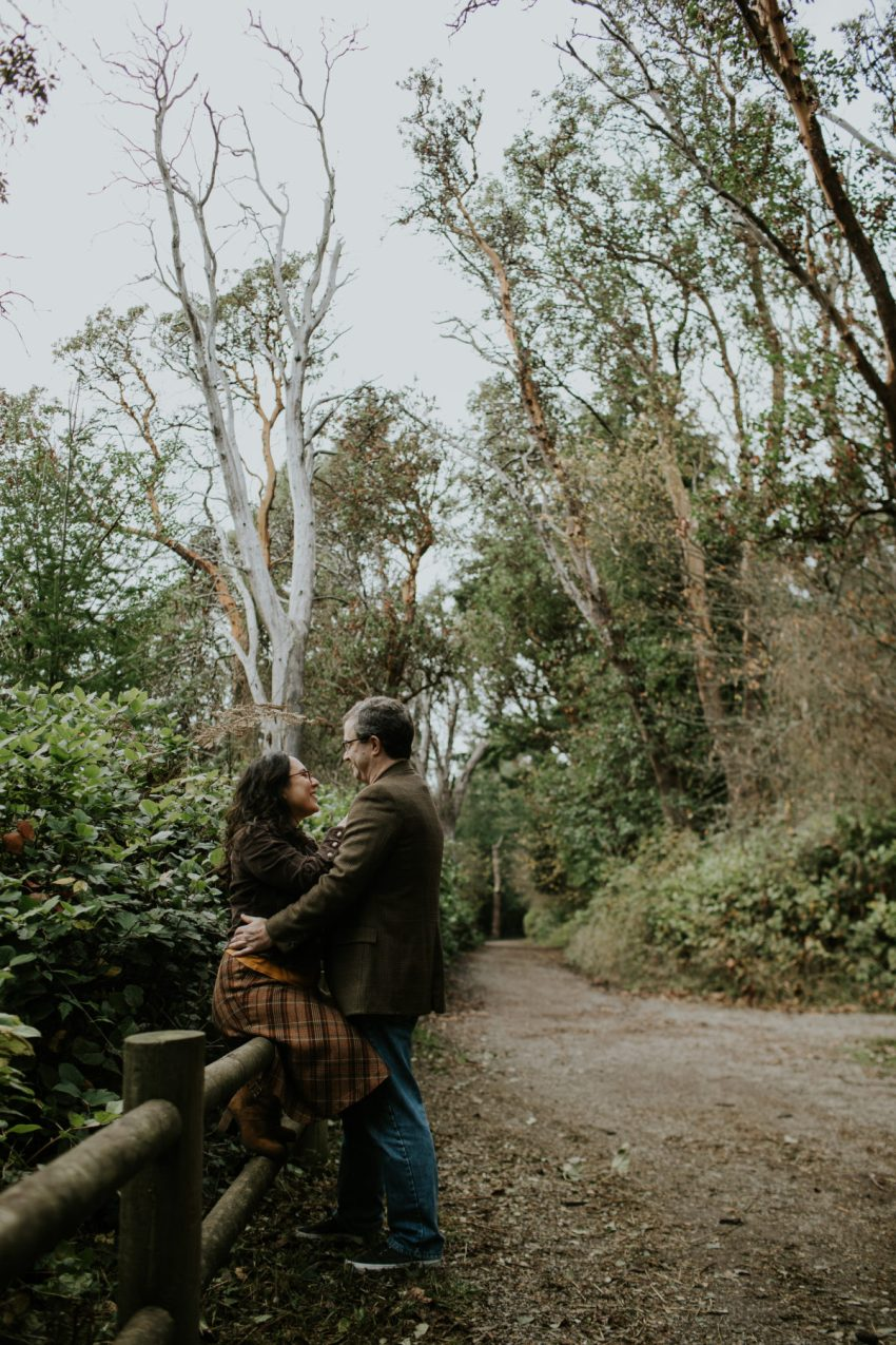 lincoln park seattle forest engagement