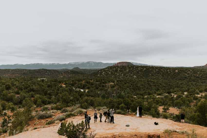 wedding photography meetup sedona