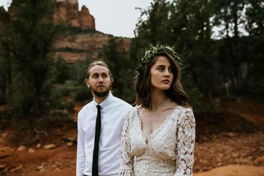 sedona cathedral rock wedding