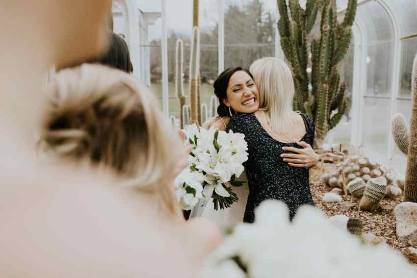 volunteer park conservatory wedding