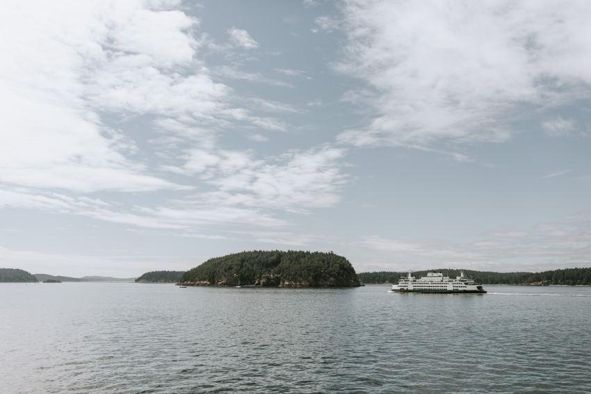 orcas island san juan ferry boat