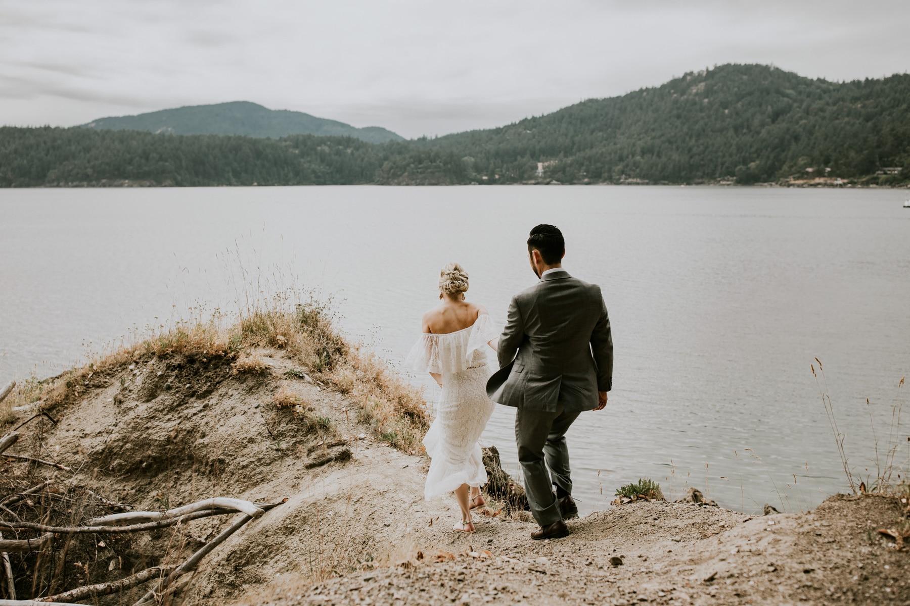 Orcas Island Wedding | Tessa + Evan | Jacquelyn Portolese Photography