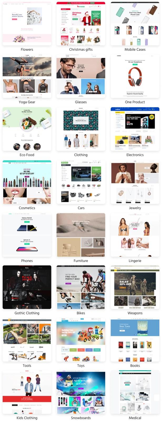 Wokiee - Multipurpose Shopify Theme - 21