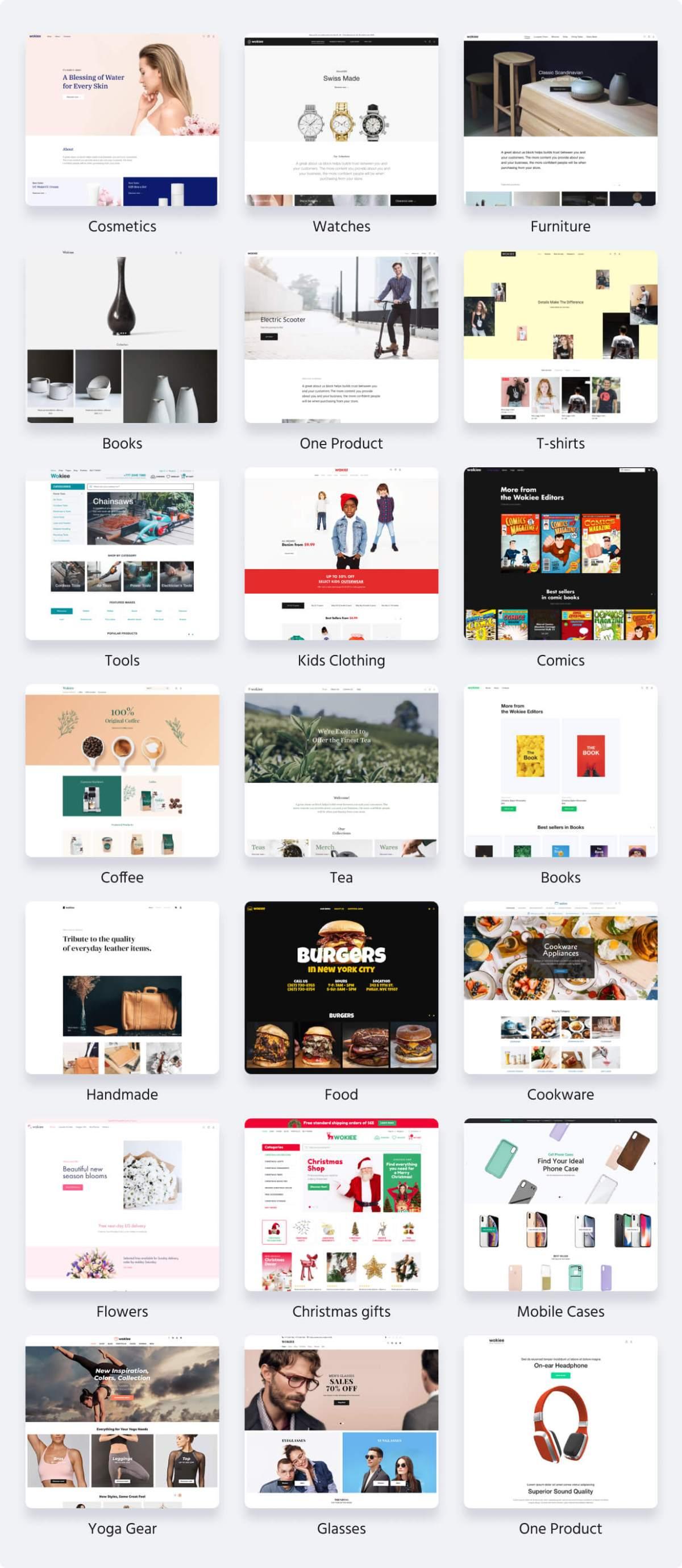 Wokiee - Multipurpose Shopify Theme - 18