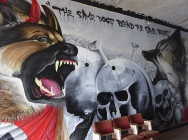 Patarei prisoner artwork