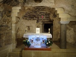 The cave of Mary