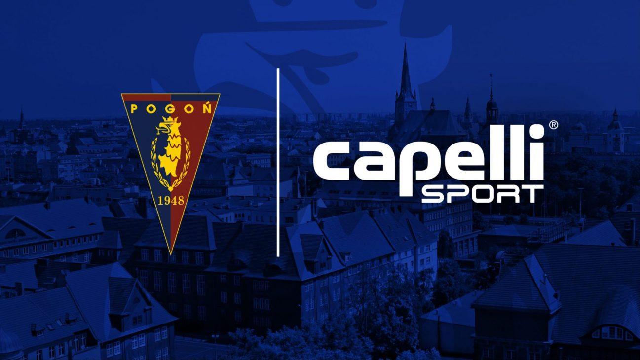 Capelli Sport nowym partnerem technicznym Pogoni Szczecin