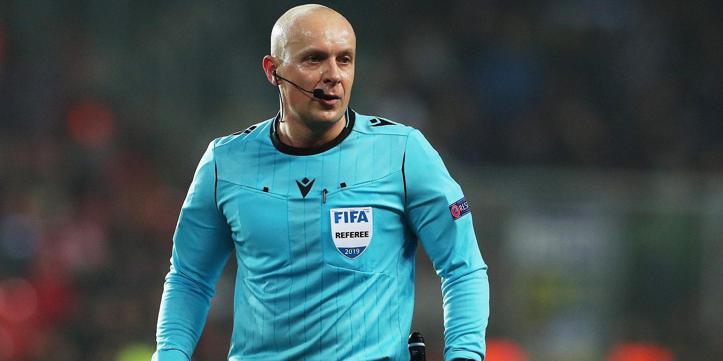 Szymon Marciniak arbitrem meczu z Legią
