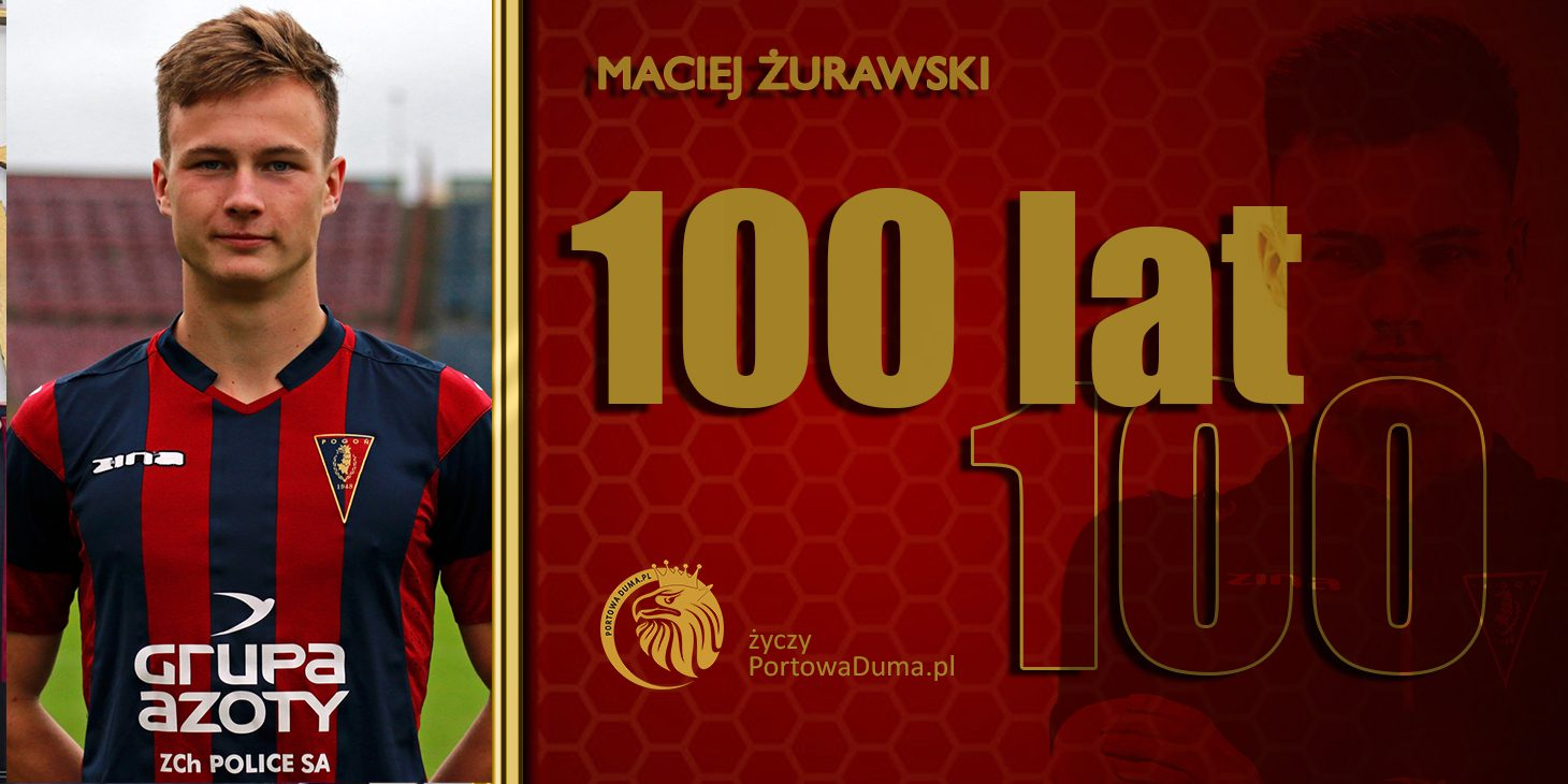 Maciej Żurawski obchodzi urodziny