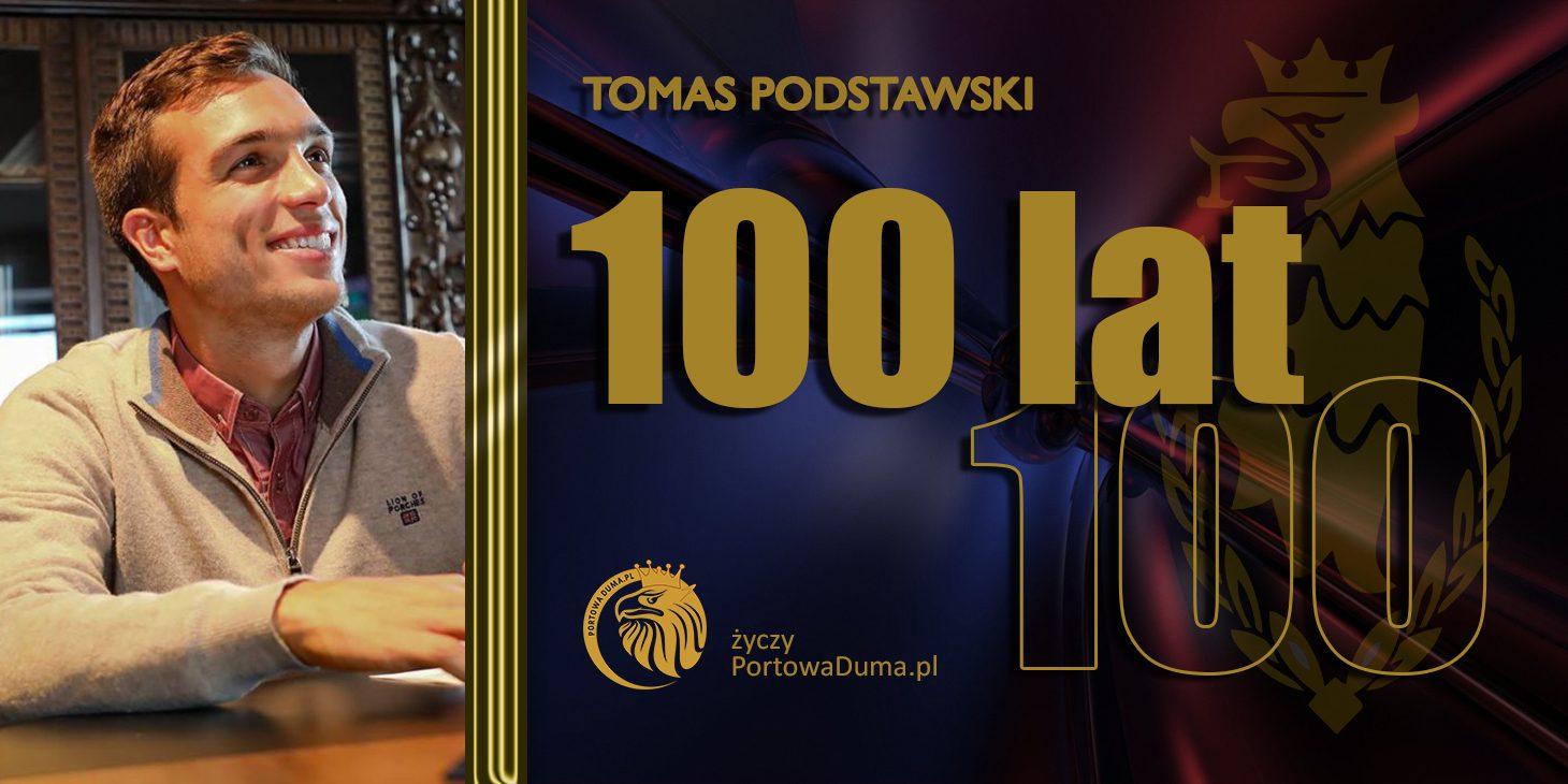 26. Urodziny Tomasa Podstawskiego