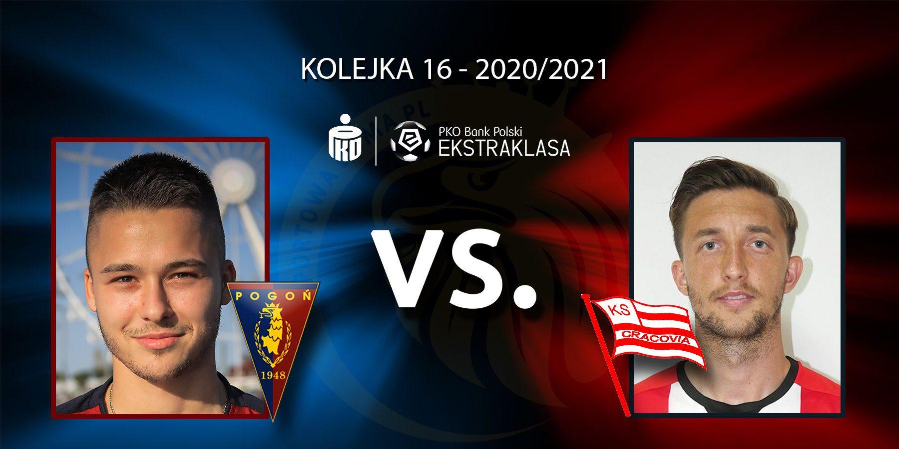 Pogoń Szczecin - Cracovia. Pojedynek meczu: Sebastian Kowalczyk vs Cornel Râpă.