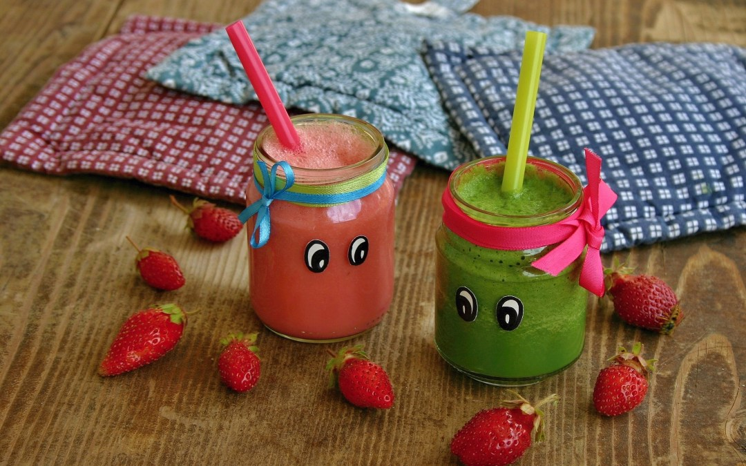 5 Healthy Smoothie Recipes Your Kids Will Love