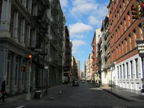 SoHo, NYC | Bildrechte: nickneuwald