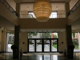 Eingangsbereich Thier-Verwaltung | Bildrechte: nickneuwald