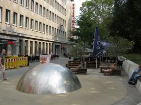 Vorplatz Hoher Wall | Bildrechte: nickneuwald