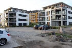 S2-Stadtvillen auf den Baufeldern 190 & 194   Bildrechte: nickneuwald