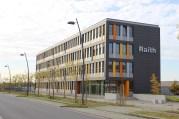 Hauptverwaltung der Raith GmbH, Konrad-Adenauer-Allee 8 | Bildrechte: nickneuwald