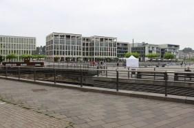Hafenquartier, August 2015   Bildrechte: nickneuwald