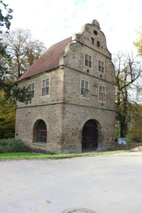 Torhaus, Rombergpark | Bildrechte: nickneuwald