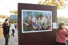 """Urbane Landwirte aus der Nordstadt, Ausstellung """"Nordstadtgesichter""""   Bildrechte: nickneuwald"""