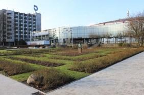 """Messezentrum """"Westfalenhallen Dortmund""""   Bildrechte: nickneuwald"""