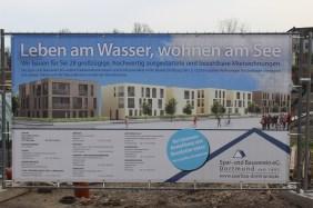 Neubauten des Spar- und Bauvereins   Bildrechte: nickneuwald