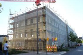Neubau ITS | Bildrechte: nickneuwald