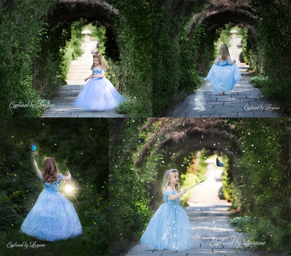 Fairy Tale Photoshoot Geneva Illinois