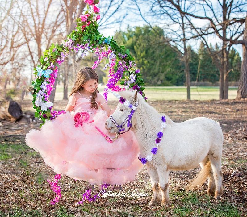16 Unicorn photo session