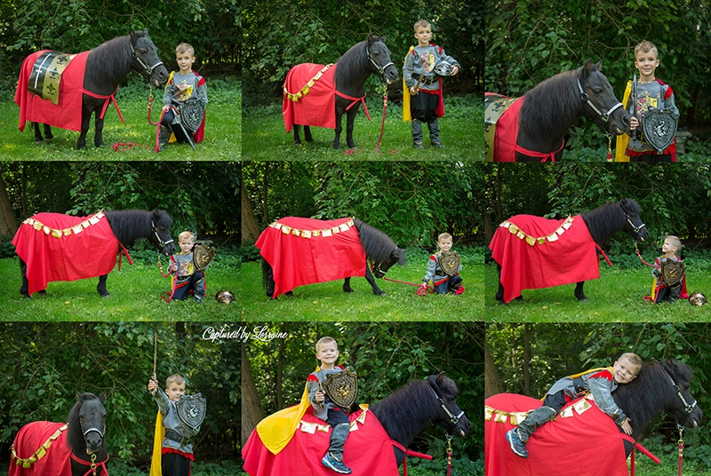Knight Shoot Collage 114