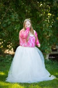 down syndrome Princess Photos Illinois