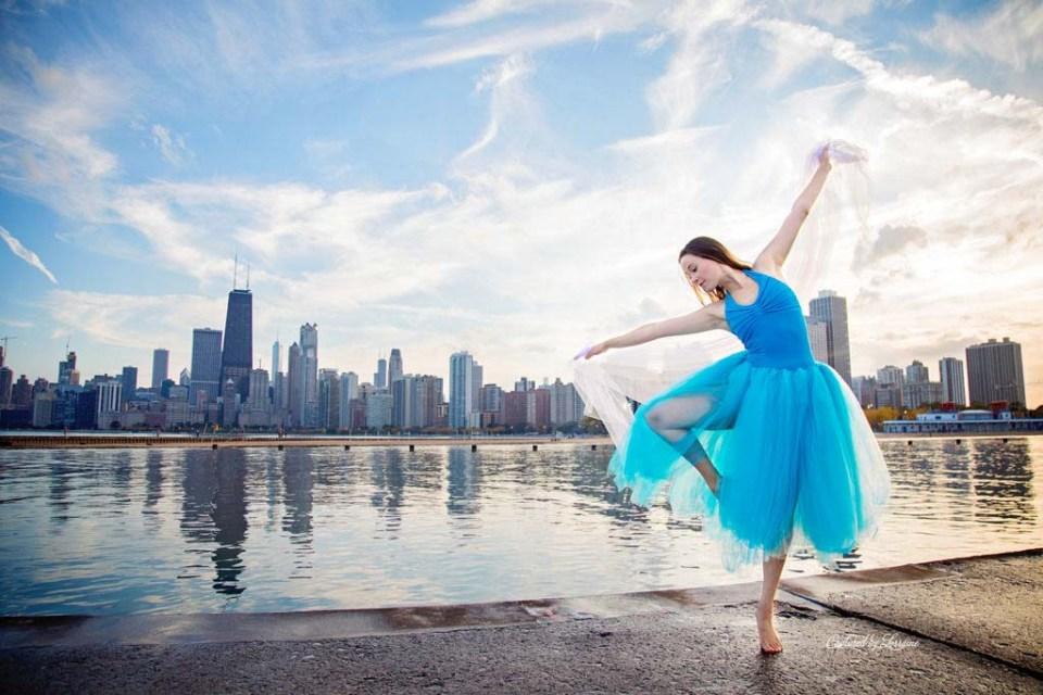 Dancer photos Chicago illinois