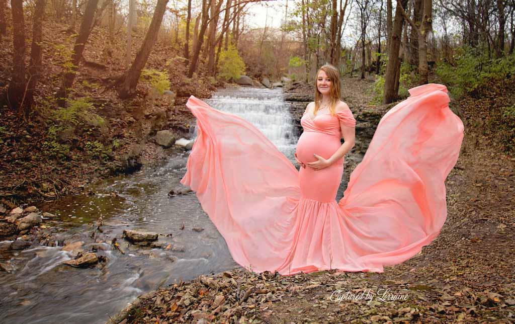 Maternity Photography Hampshire Illinois