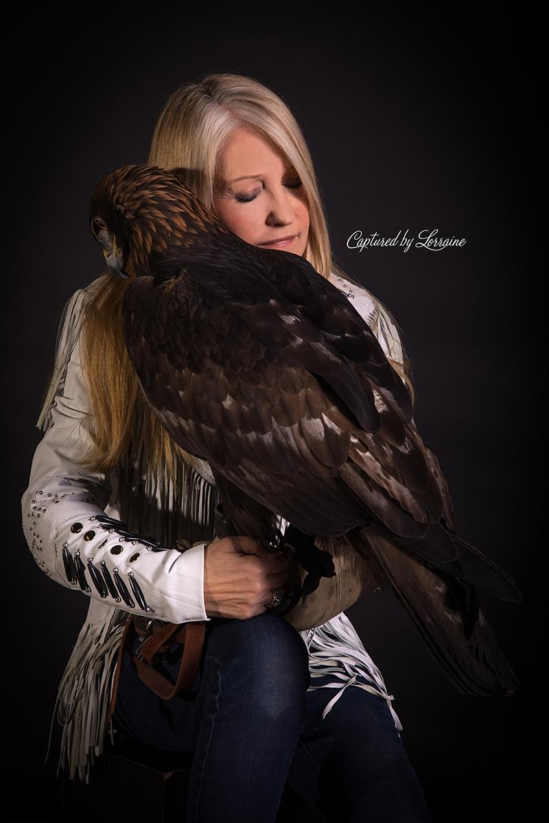 Golden Eagle Il Portrait Photographer
