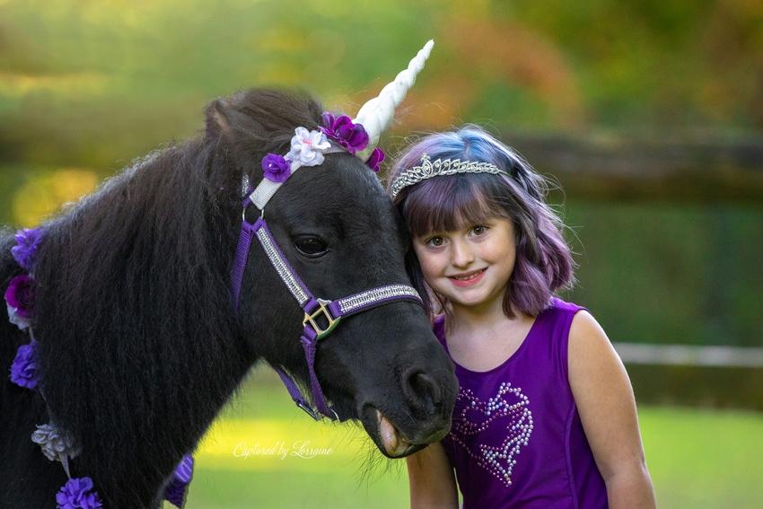 Unicorn and Duckling photos- Huntley Illinois
