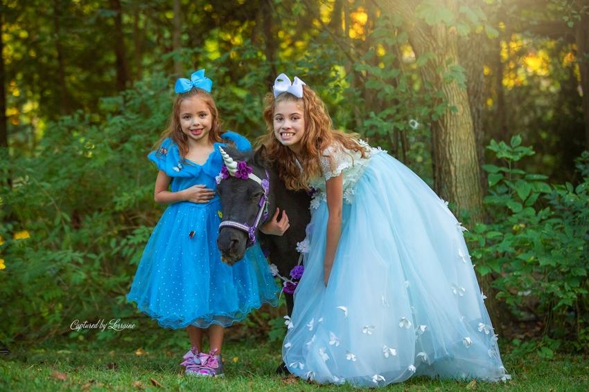 Unicorn and Duckling Photos- Geneva Illinois